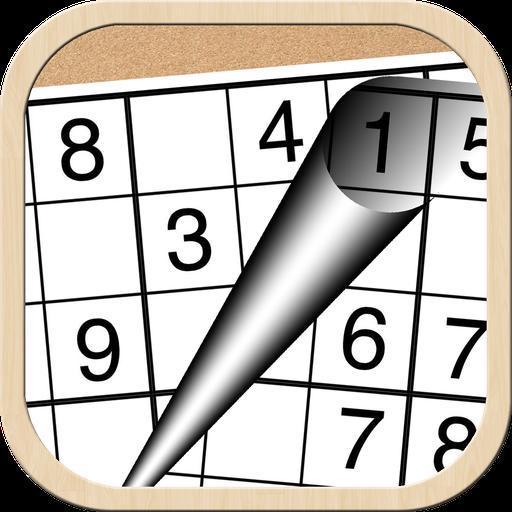 快適!ナンプレ' 棋類遊戲 App LOGO-APP開箱王