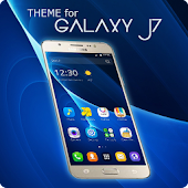 Theme for Samsung Galaxy  J7