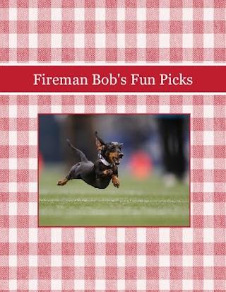 Fireman Bob's Fun Picks