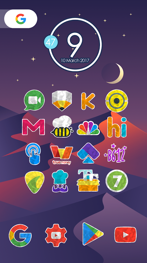 Gono - Icon Pack- screenshot