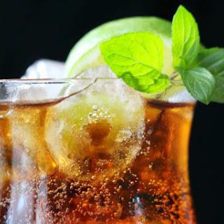 Make-Your-Own Soda Mocktail Bar Drink Recipes