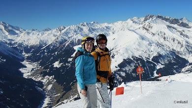 Photo: Day 3 Mayrhofen. Nad horní částí Zillertalu
