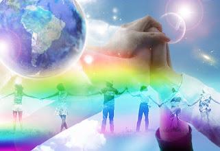 Photo: unión, cooperación y fraternidad