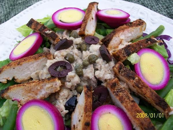 Salad Nicoise Recipe