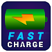 Fast Battery Charging Icon