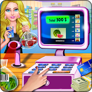 Game Super Market Cashier Game: Fun Shopping Spree APK for Windows Phone