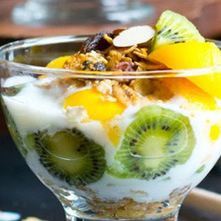 Fruits Yogurt, Granola Parfait Recipe