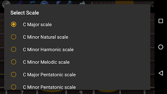 Guitar Scales & Chords Pro v119 MOD APK 3