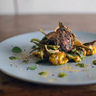 Indian Spiced Quail Recipes.