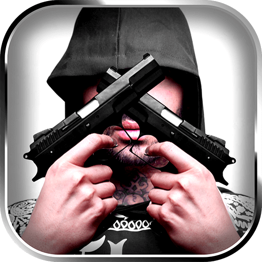 Thug Life Gang Photo Creator