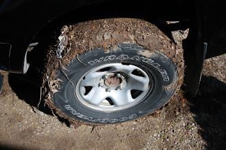 Photo: Um yeah it was a bit Muddy.