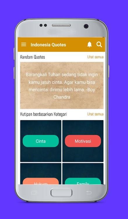 Quotes Indonesia fline Ucapan Tahun Baru 2020 – Android