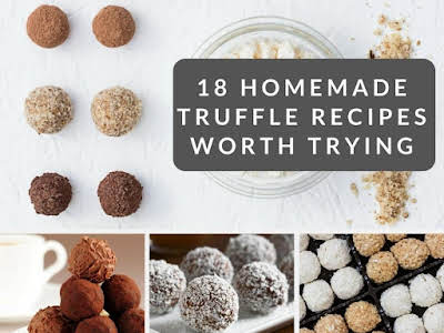 18 Homemade Truffle Recipes Worth Trying
