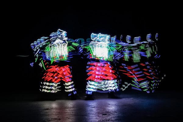 Cyborg Light Dance di JohnnyGiuliano