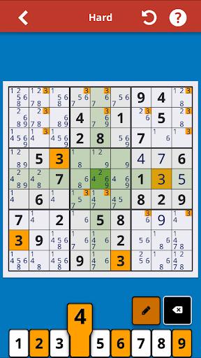 Sudoku - Free Classic Sudoku Puzzles filehippodl screenshot 2