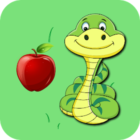 Snake vs Food - Arcade game with a hungry snake