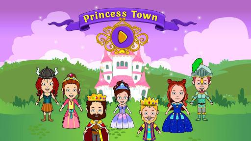 My Tizi Princess Town - Doll House Castle Game 2.0 screenshots 8