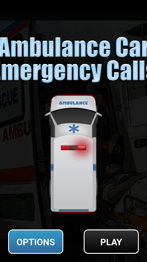 Ambulance Car Emergency Call