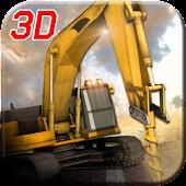 Road Construction Crane Driver