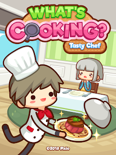 What's Cooking? – Tasty Chef 21