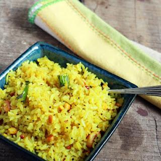 Lemon aval upma recipe |No onion garlic recipes.
