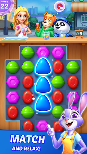Candy Genies - Match 3 Games Offline 1.2.0 screenshots 1