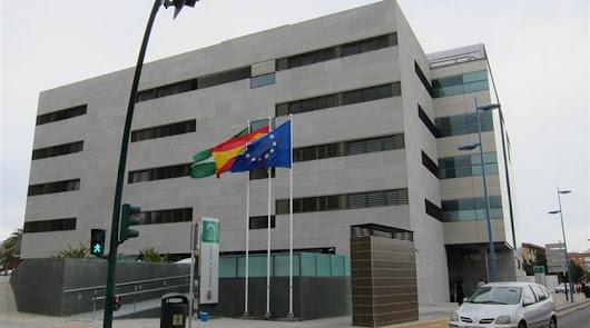 Ciudad de la Justicia en Almería.