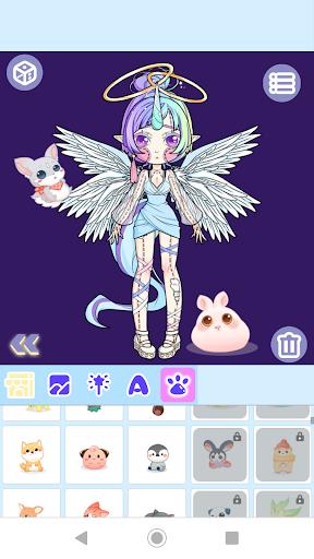 Magical Girl Dress Up: Pastel Monster Avatar 1.0.2 2