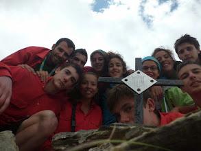 Photo: Pic dels Gorgs (2.796m).  Travessa de Pioners i Caravel·les Estiu 2014.