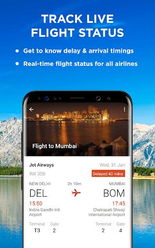 Flight & Hotel Booking App - ixigo 4.0.9.1 screenshots 5