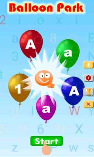 ud83cudf88Balloon Park - Learn English Alphabets & Numbers android2mod screenshots 1