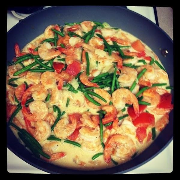 Shrimp Kådu Recipe