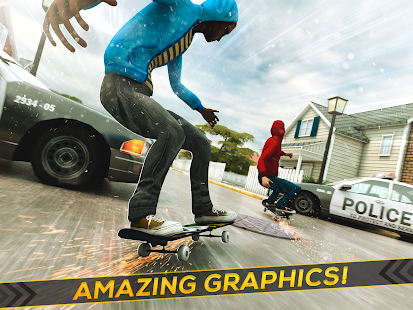 True Skateboarding Ride- screenshot thumbnail