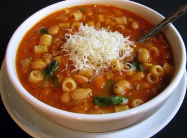 Eat It And Weep Pasta E Fagioli Recipe | Just A Pinch Recipes