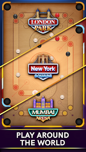 Carrom Pool Mod Apk Latest 5.2.2 [Unlimited Coins + Gems] 4