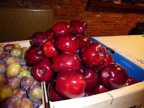 Photo: volgens mij heeft de heks van sneeuwwitje  hier haar appelen gehaald....