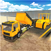 Heavy Construction Mega Road Builder