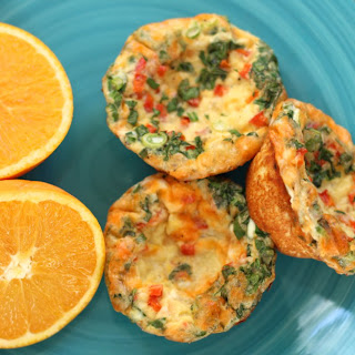 Quick & Easy Egg Muffins.