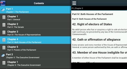 Constitution of Australia 1.0 app download 1