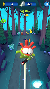 Om Nom Run Mod Apk 1.0.1 (Unlimited Money) 6