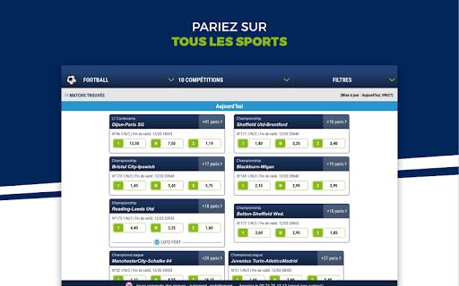 ParionsSport Point De Vente 5.13.1 screenshots 9