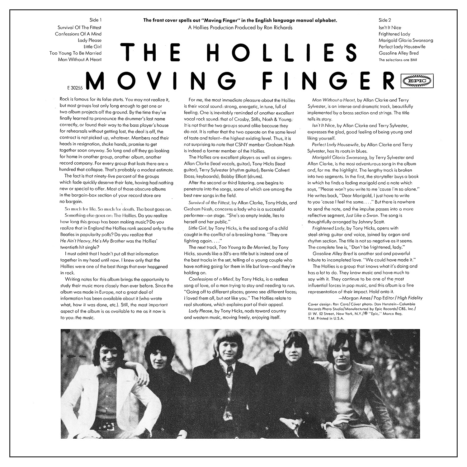 The ‎ Hollies