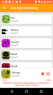 VoiceFX – Voice Changer with voice effects Apk Latest Version Download For Android 6