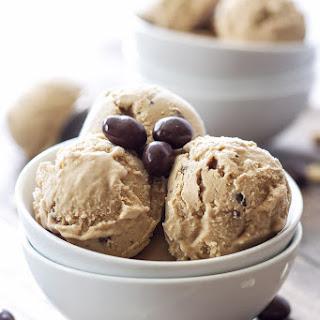 Coffee Cashew Ice Cream