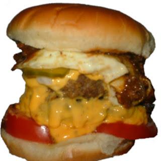 Velveeta Cheeseburger