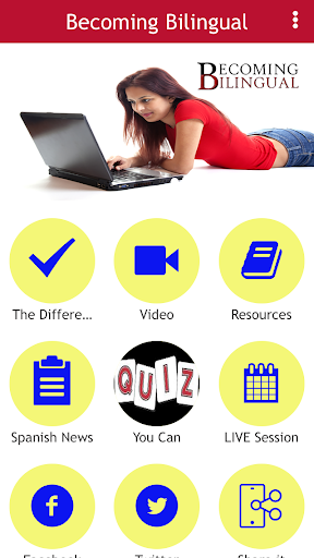 Download Becoming Bilingual. Learn and Practice Spanish MOD APK 1