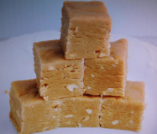 Eddie's Peanut Butter Fudge Recipe