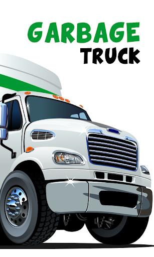 Free Garbage truck simulator