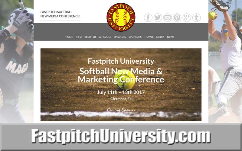 Fastpitch University Softball New Media Technology Conference