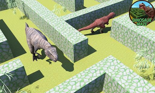 Real Jurassic Dinosaur Maze Run Simulator 2018  {cheat|hack|gameplay|apk mod|resources generator} 3